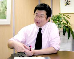 白石俊介さん