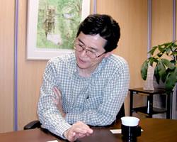 梶川 哲生さん