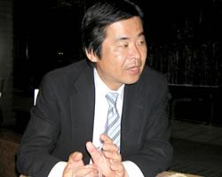 依田智夫さん