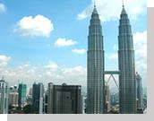 マレーシアツインタワー